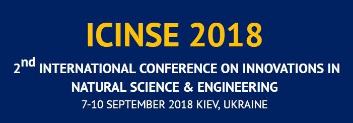 2. Uluslararası Doğa Bilimleri ve Mühendislikte Yenilikler Konferansı 07-10 Eylül 2018'te Yapılacak.