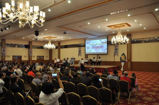 2. Uluslararası Malzeme Bilimi, Makina ve Otomobil Mühendisliği ve Teknolojileri Konferansı (Kapadokya IMSMATEC 2019) sona erdi