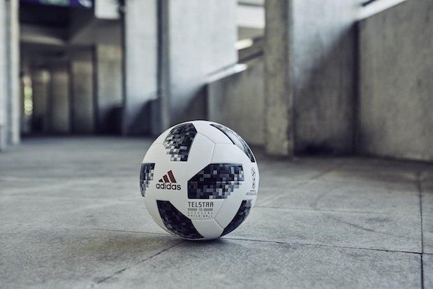 2018 Dünya Kupasında kullanılacak olan toplar Bio bazlı olacak.