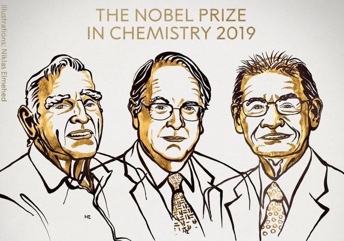 2019 Yılı Nobel Kimya Ödülü Lityum İyon Pillerin Oldu