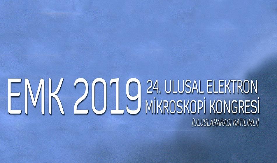 24. Ulusal Elektron Mikroskopi Kongresi (EMK 2019) Trakya Üniversitesi'nde Düzenlenecek
