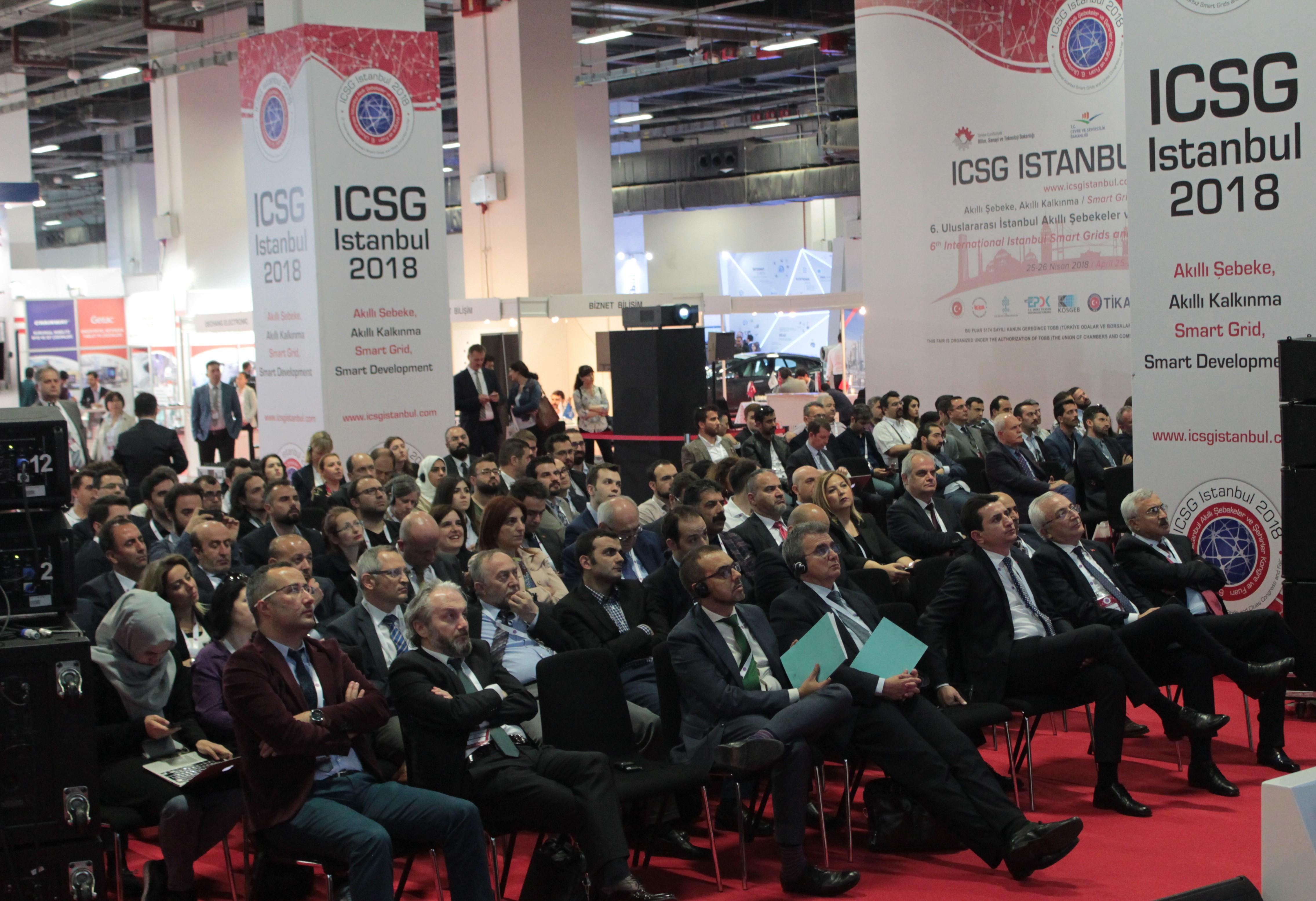 36 ÜLKENİN ENERJİ LİDERLERİ ICSG İSTANBUL 2019 İÇİN İSTANBUL'A GELİYOR