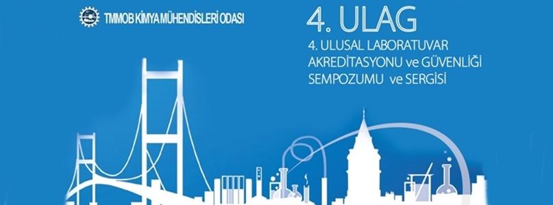 4. Ulusal Laboratuvar Akreditasyonu ve Güvenliği Sempozyumu ve Sergisi Nisan'da İstanbul'da Düzenleniyor