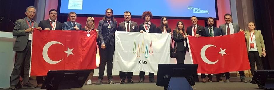 51. Uluslararası Kimya Olimpiyatı'nda Ülkemizin Başarısı