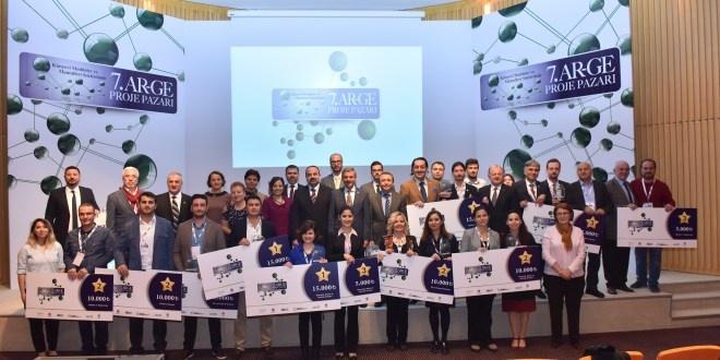 7. Kimya Ar-Ge Proje Pazarı Ödülleri Sahiplerini Buldu.