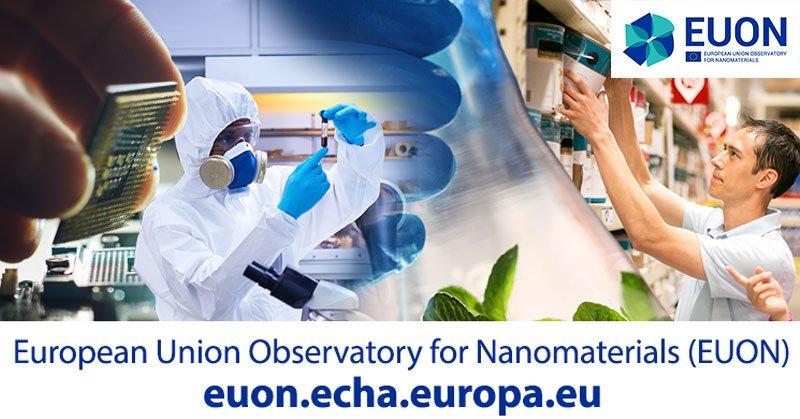AB Nanomalzeme Gözlemevi, 2 Veri Tabanını Hizmete Aldı.