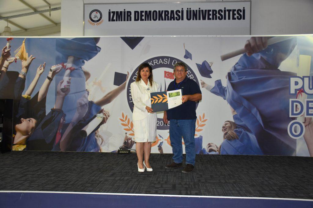 """Afinite Teknikleri Kongresi""""nin 13.sü İzmir Demokrasi Üniversitesi öncülüğünde İzmir'de düzenlendi."""