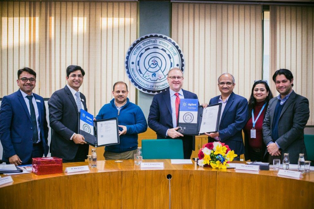 Agilent ve IIT Delhi, biyofarmasötik araştırmaları için güçlerini birleştirdi