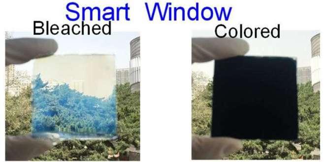 Akıllı Pencereler Işık ve Isıyı Kontrol Edebilir, Mikroorganizmaları Öldürebilir.