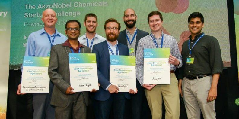 """AkzoNobel Specialty Chemicals, """"2018 Imagine Chemistry"""" Yarışmasının Kazananlarını Açıkladı."""