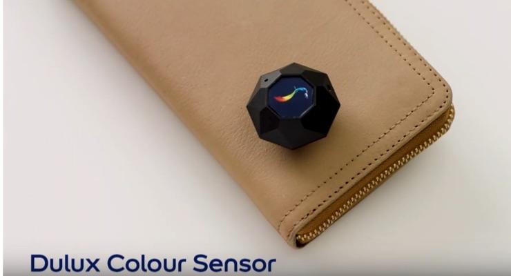 AkzoNobel Yeni Dijital Renk Sensörünü Piyasaya Sürdü