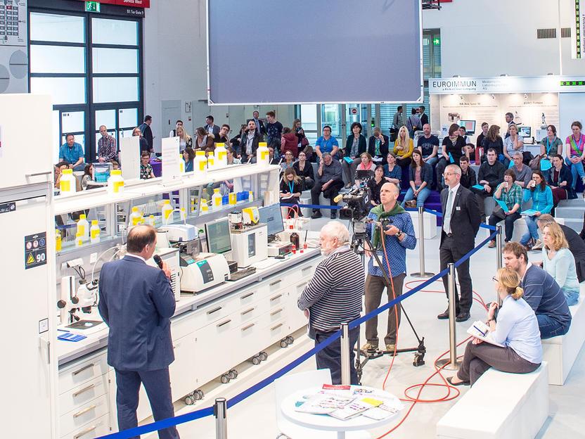 Analytica 2020: Pil araştırmaları için yeni teknolojik cihaz ve yöntemlere odaklanacak