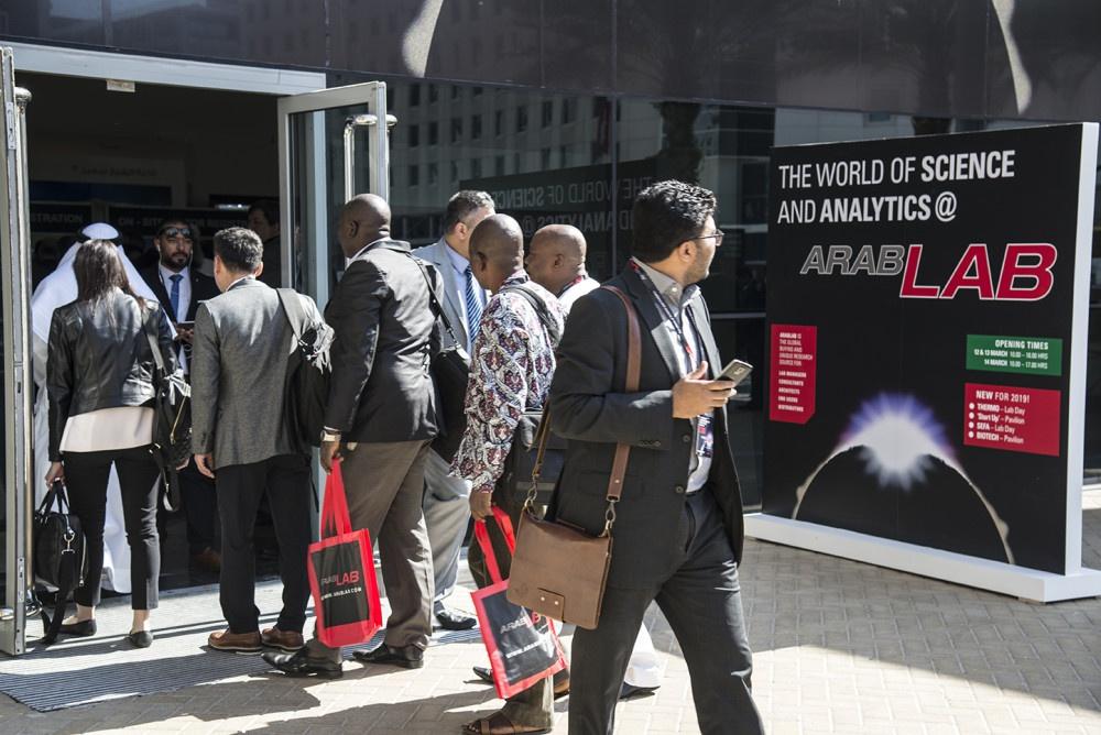ARABLAB fuarı 22-24 Mart 2021 tarihine ertelendi