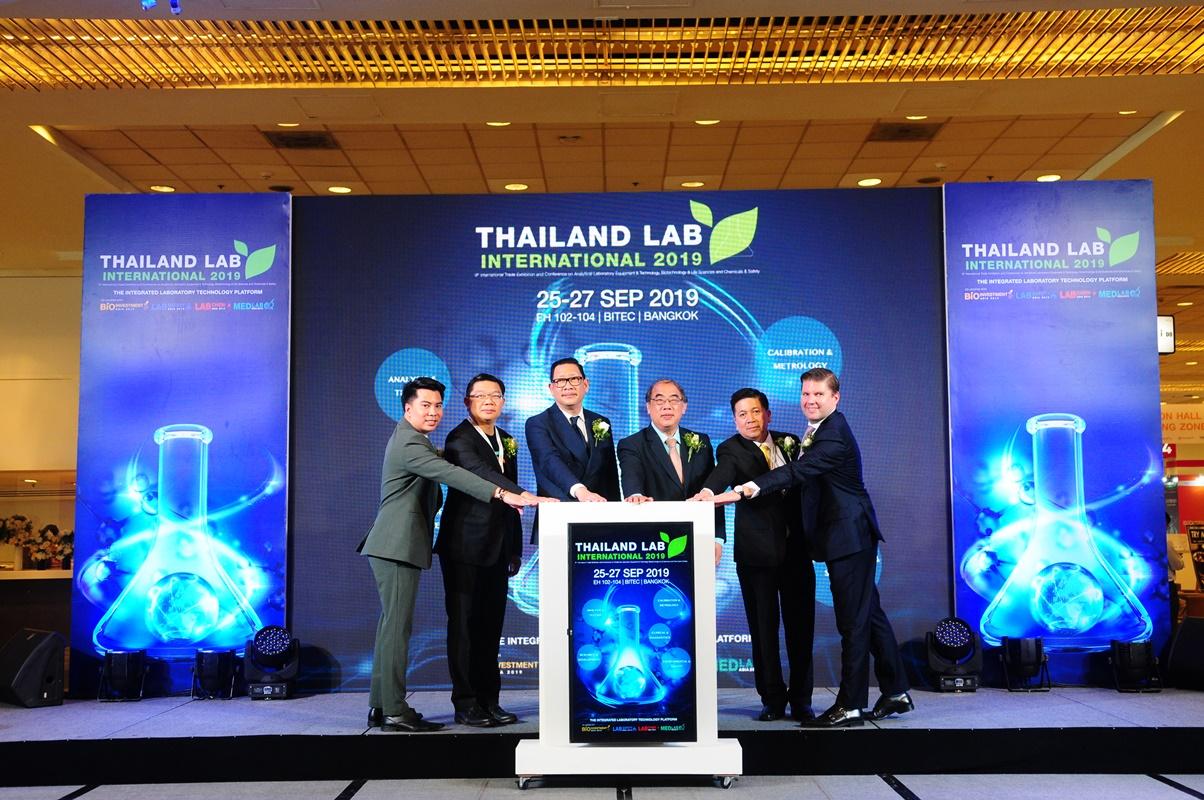 Asya-Pasifik Bölgesinin En Etkili Laboratuvar ve Biyoteknololji Fuarı Tayland LAB INTERNATIONAL Sona Erdi