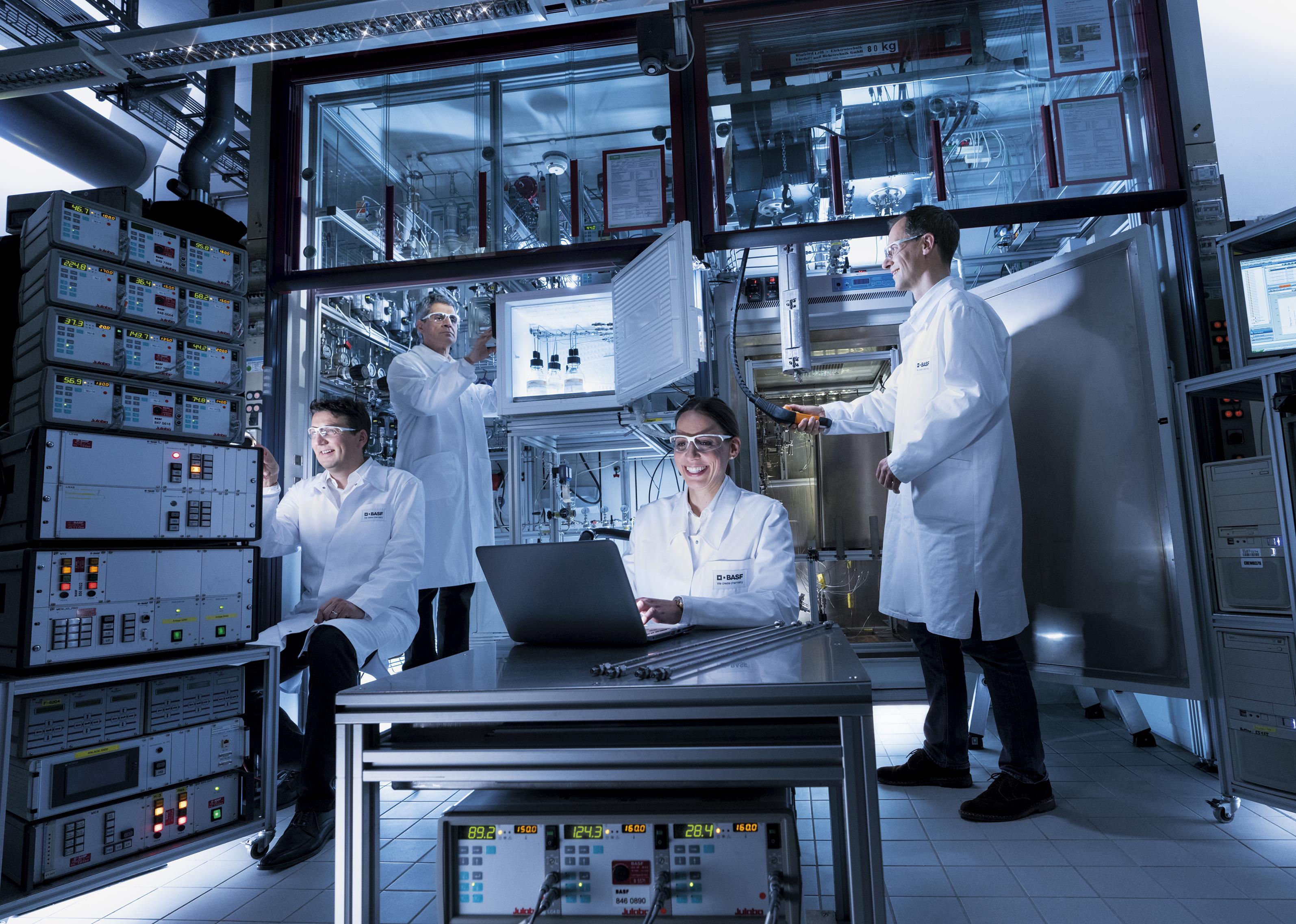 BASF'den İklim Dostu Kimyasal Üretime Yönelik İnovasyonlar