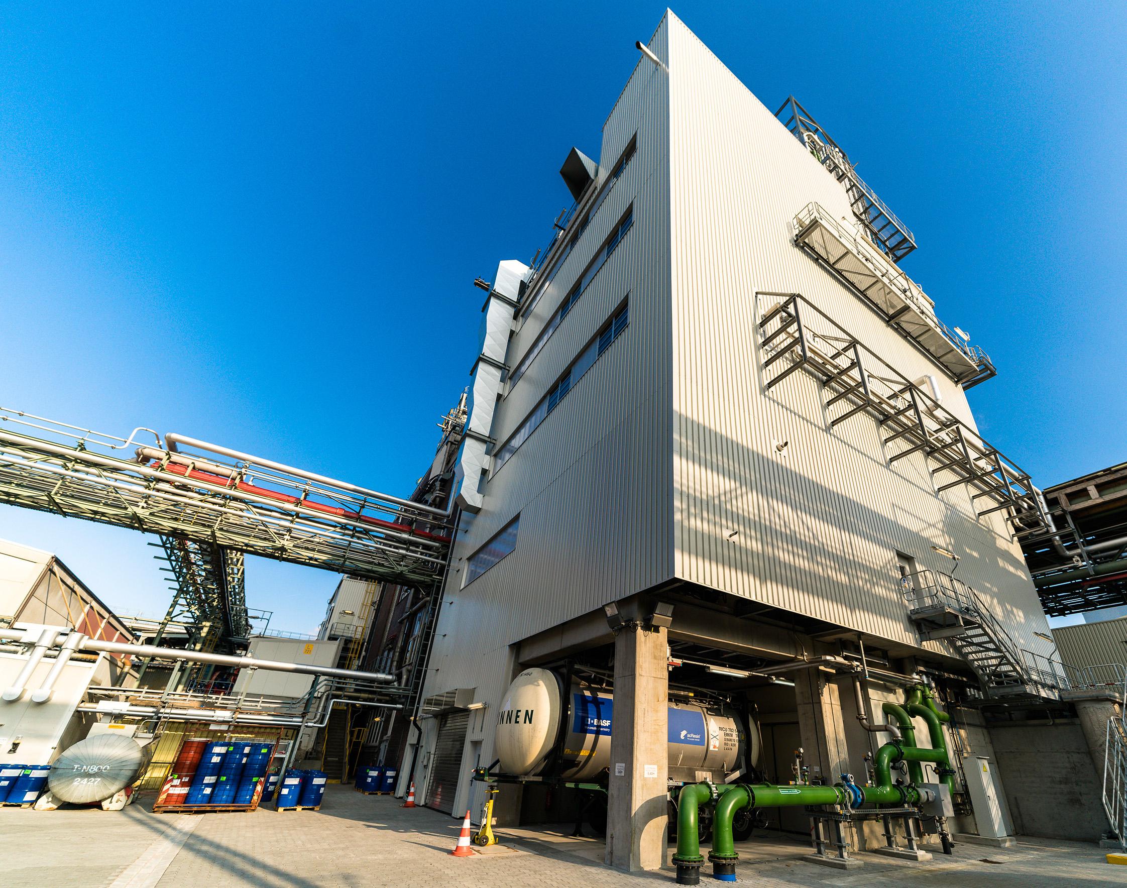 BASF, acResin yapışkan hammaddesi üretim kapasitesini iki katına çıkardı