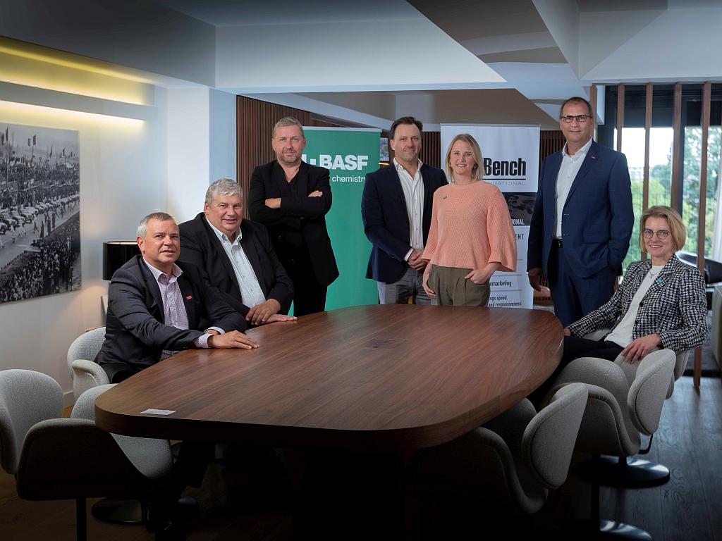 BASF, Belçikalı internet platformu UBench'in çoğunluk hissesini satın aldı