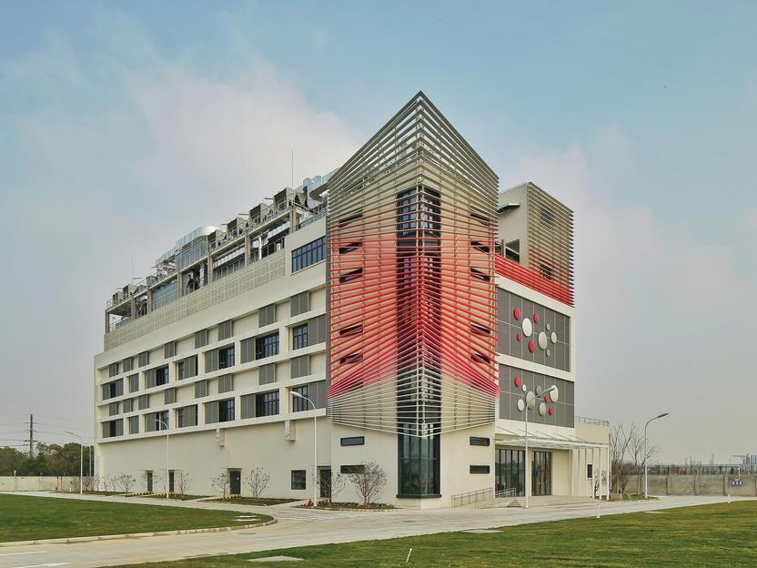 BASF, Şangay inovasyon kampüsünde 34 milyon € değerinde yeni araştırma tesisleri açtı