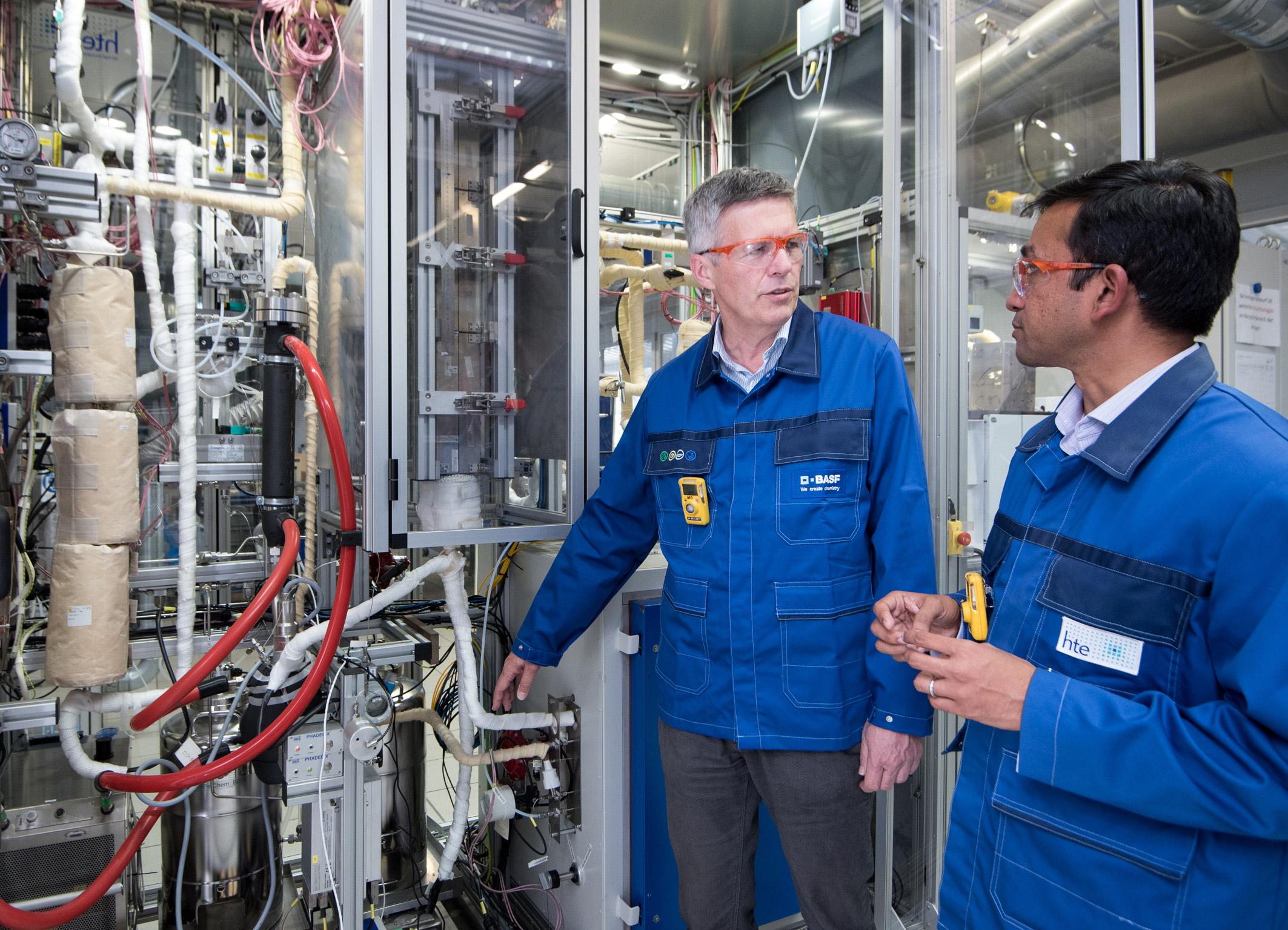 BASF iklim dostu metanol üretimi için özel proses geliştiriyor