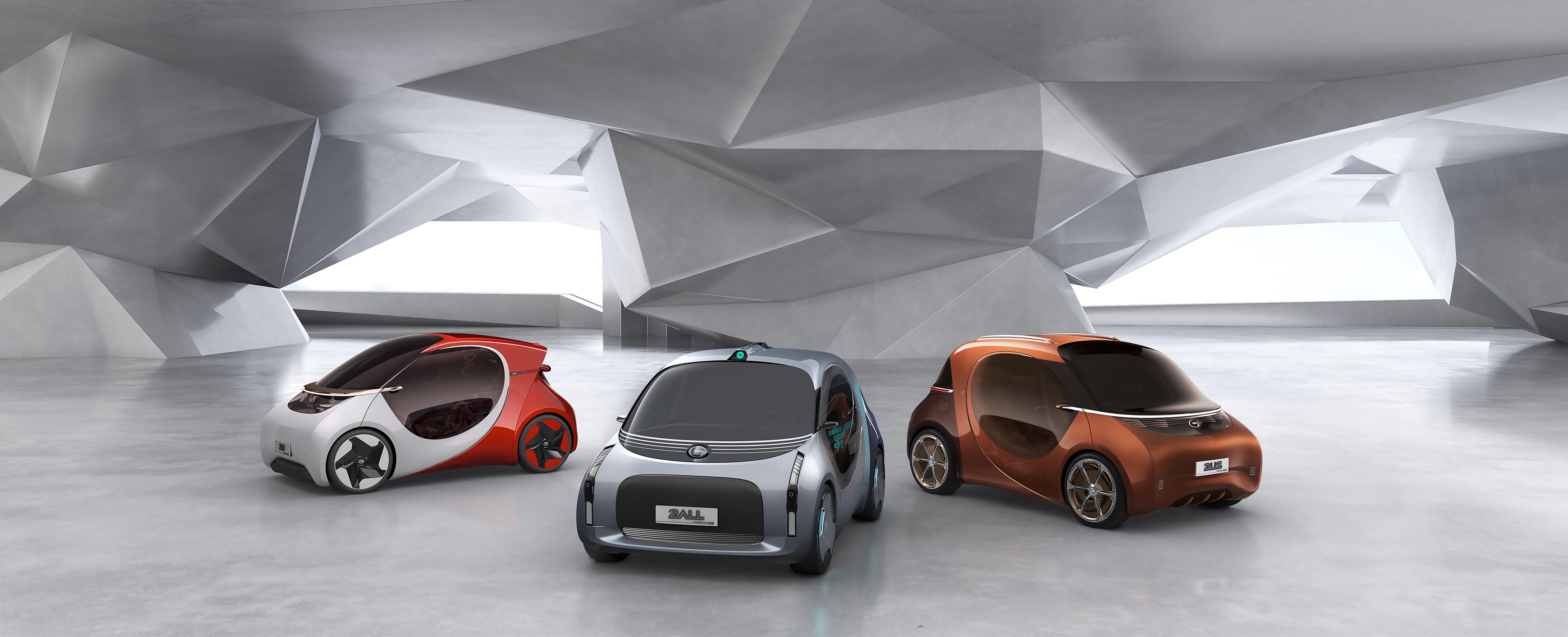 BASF ve Guangzhou Automobile'den Geleceğin Ulaşım Çözümleri İçin Yeni Konsept Otomobil