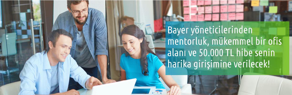 """Bayer, Küresel Projesi Grant4Apps'i Bu Yıl İlk Kez """"Grants4Apps Turkey"""" Adıyla Türkiye'ye Taşıdı"""