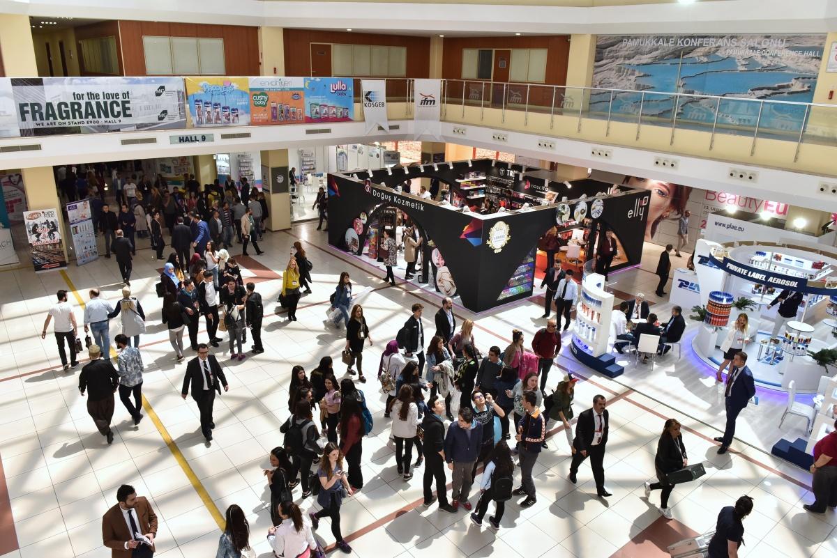 BeautyEurasia Fuarı 36 ülkeden 320 Katılımcıyı Ağırlamaya Hazırlanıyor