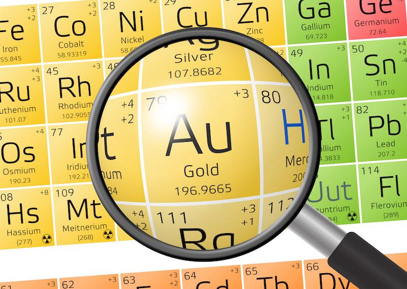 Bilim İnsanları Dünyanın En İnce Altınını Yarattılar