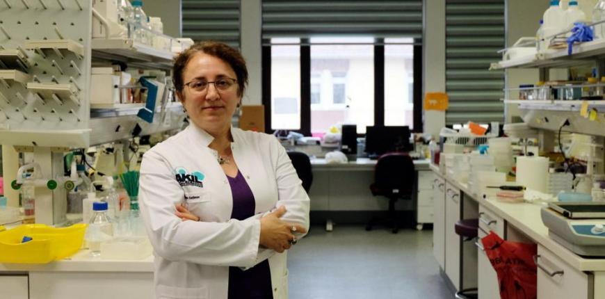 """Prof. Dr. Nesrin Özören: """"Koronavirüs aşısında hücre deneylerinde ilerleme kaydettik"""""""