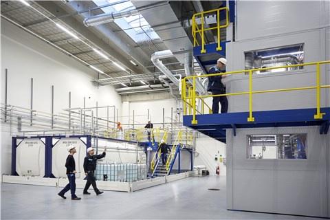 Braskem ve Haldor Topsoe Danimarka'da biyo-bazlı MEG üretimine başladı