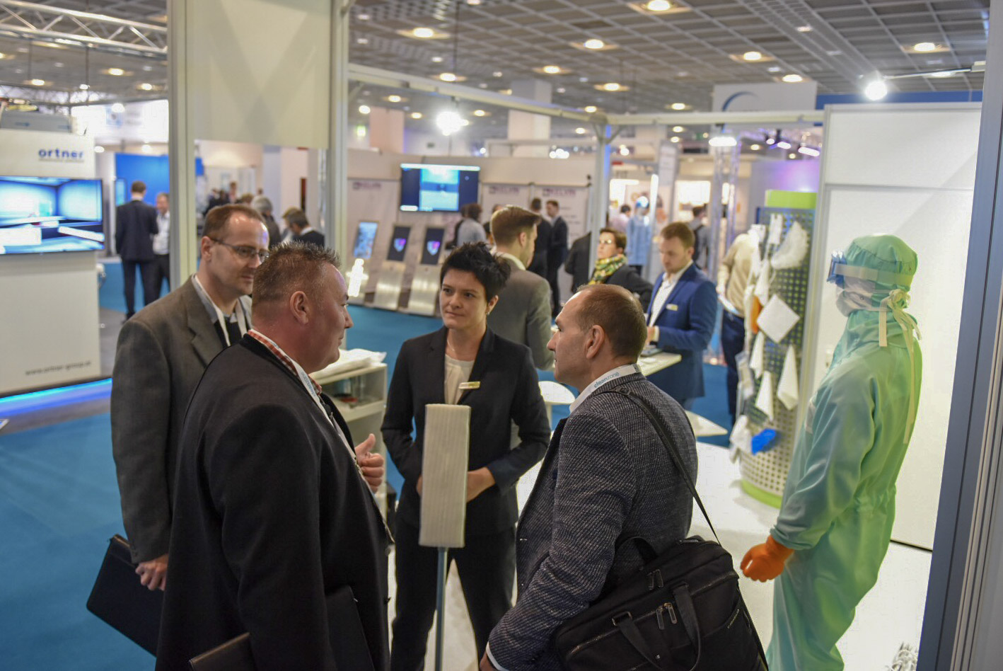 Dubai'de temizoda teknolojisine hitap eden yeni bir konferans ve fuar açılıyor.