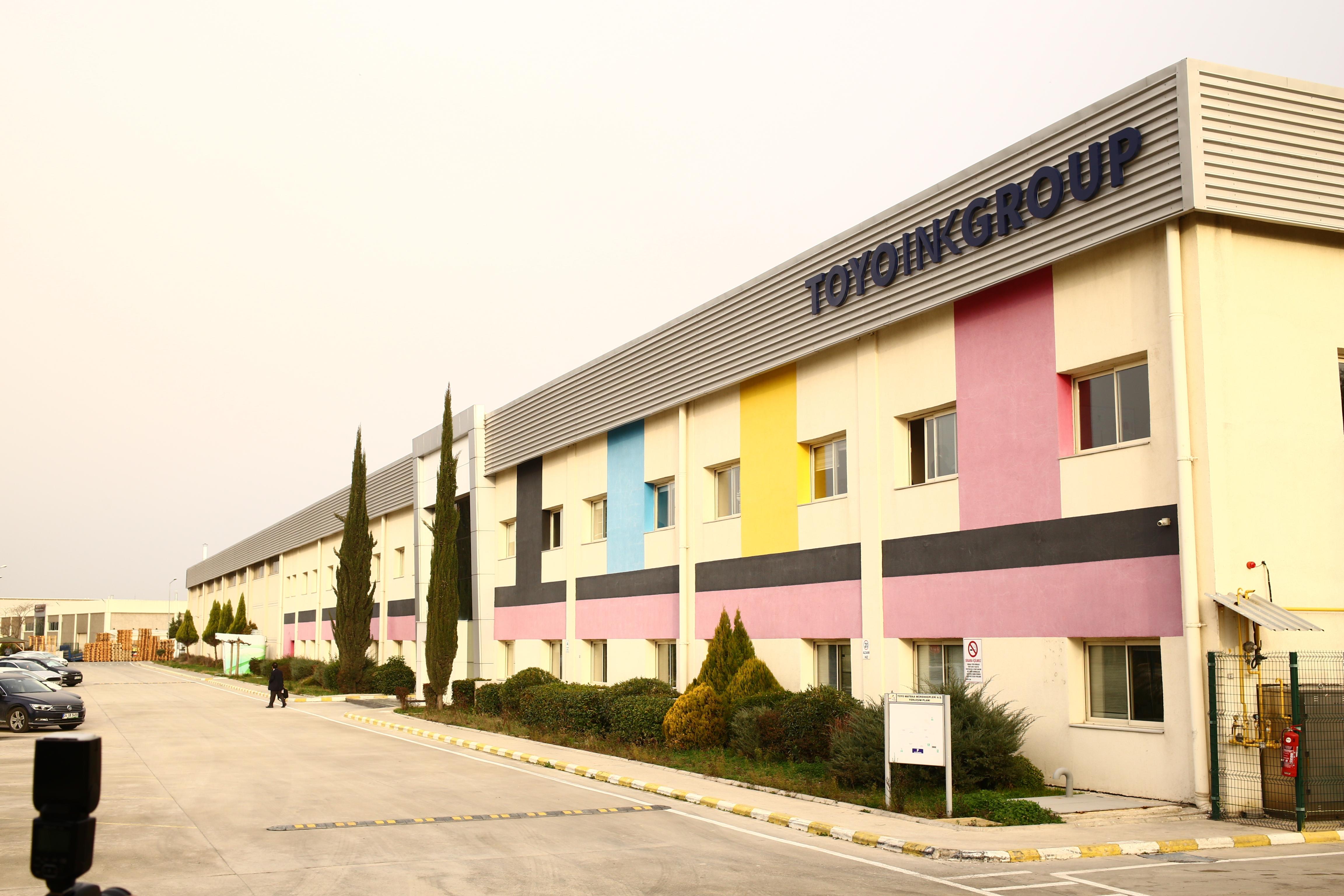 Dünya mürekkep devlerinden Japonya merkezli TOYO INK GROUP, Türkiye'ye yatırım kararlılığını sürdürüyor.
