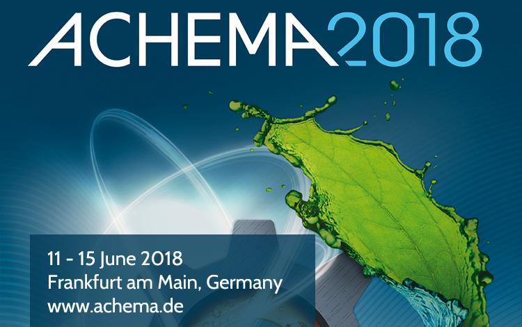 Dünyanın En Büyük Kimya ve Proses Endüstrileri Fuarı ACHEMA 2018 Kapılarını Açtı