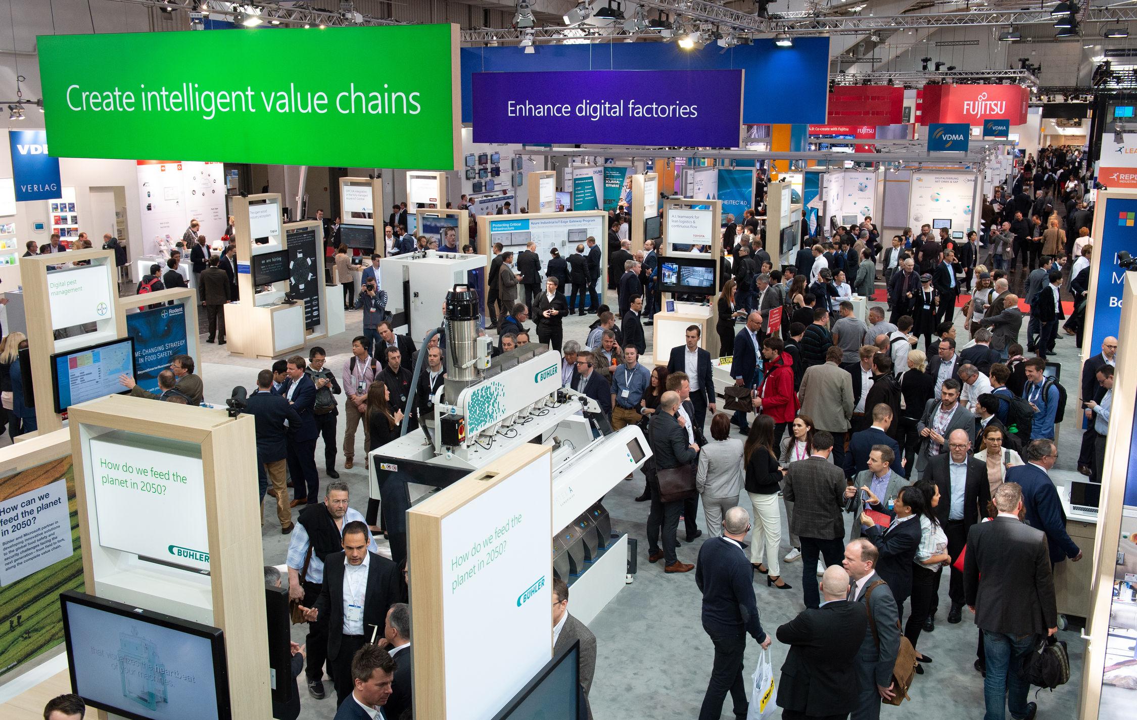 Ekonomi Bakanlığı Hannover Messe'ye yerli ve milli üretimle katılan Türk markalarını destekleyecek.