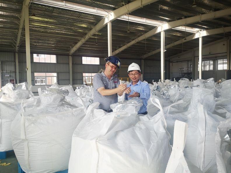 FUTERRO, Çin'de ilk tam entegre polilaktik asit fabrikasını kurdu