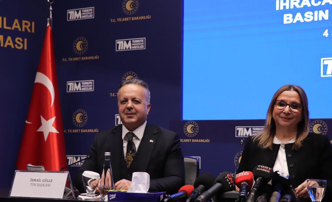 İHRACAT 2019'A REKORLA BAŞLADI