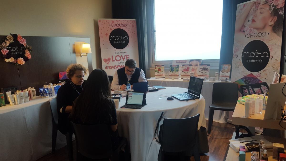 İKMİB, UR-GE Projesi ile Kozmetik Sektörü Barselona'da Bir Araya Getirdi