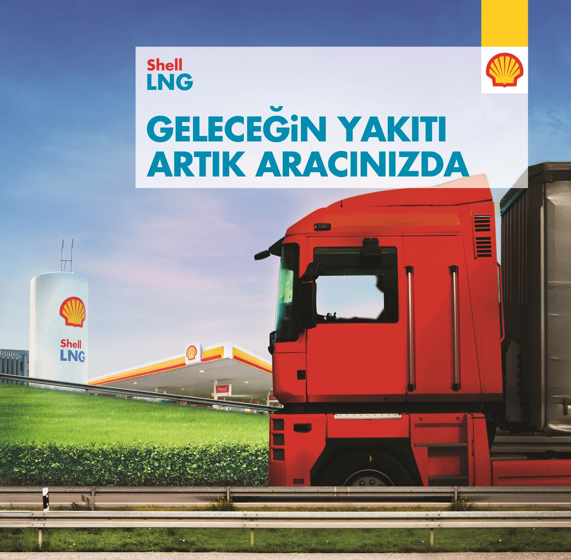 İlk LNG'li Kamyonlar, Türkiye Karayollarında!