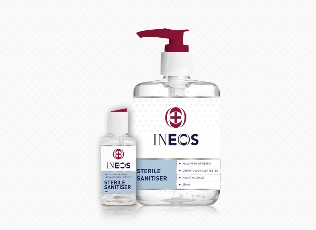 INEOS, ayda 1 milyon şişe el dezenfektanı üretebilecek tesislerini 10 gün içinde inşa edecek