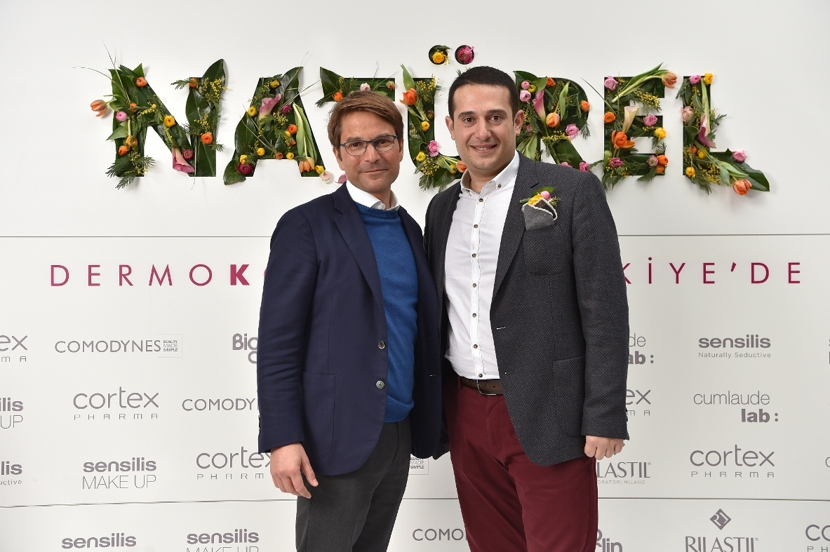 İtalya'nın dermokozmetik devi Ganassini, Cortex Pharma ile Türkiye pazarına giriş yaptı