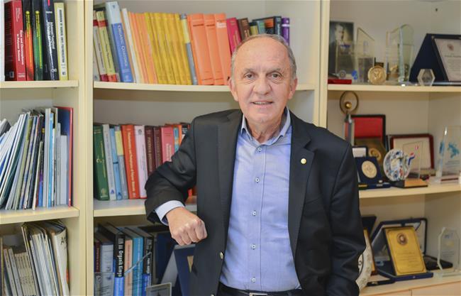 İTÜ Kimya Bölümü Akademisyeni Prof. Dr. Yusuf Yağcı'ya Humboldt Araştırma Ödülü
