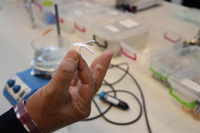 İTÜ Kimya Bölümü Akademisyenlerinin Geliştirdiği Hibrit Hidrojel, Bel Ağrılarına Çare Olacak.