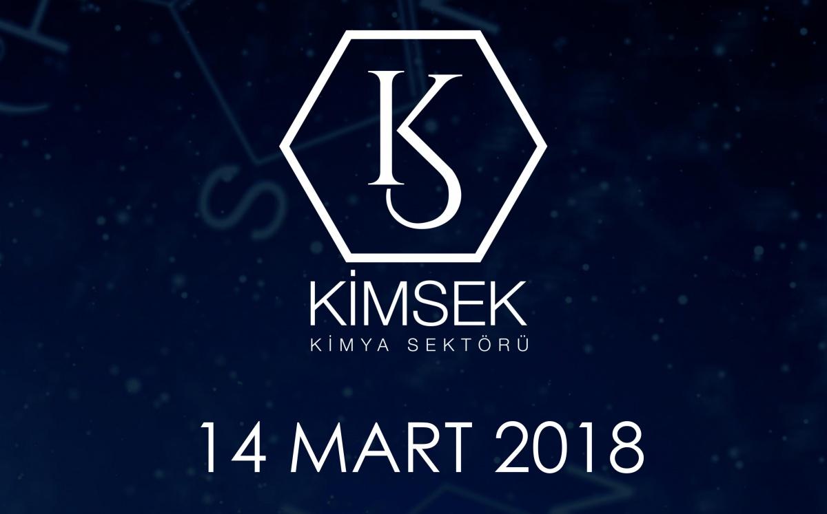 KimSek Etkinliği 14 Mart 2018 Çarşamba günü Yıldız Teknik Üniversitesi'nde
