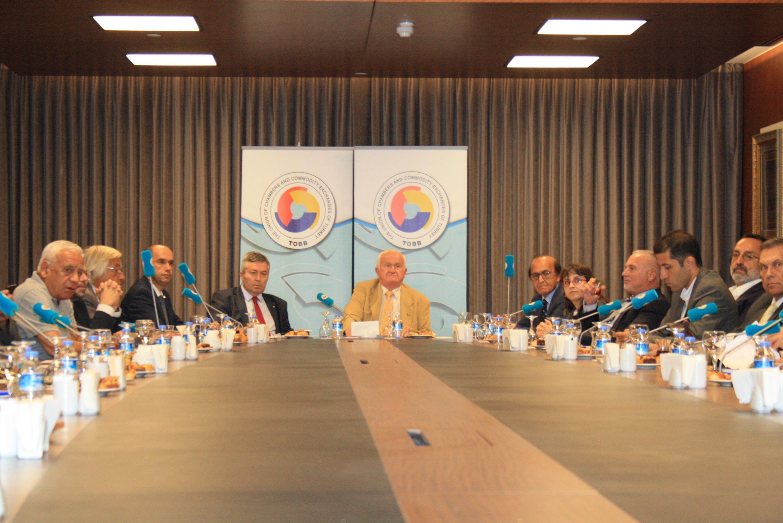Kimya Sanayi Meclisi İstanbul'da Toplandı