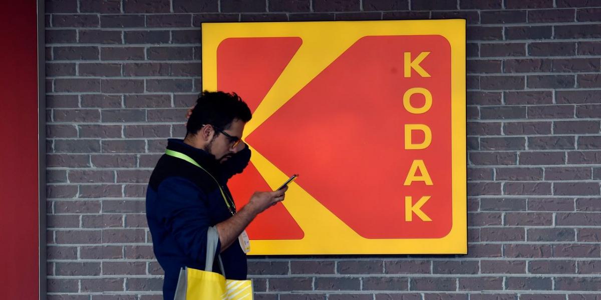 Kodak, farmasötik bileşenler üretmek için Kodak Pharmaceuticals'ı kuruyor.