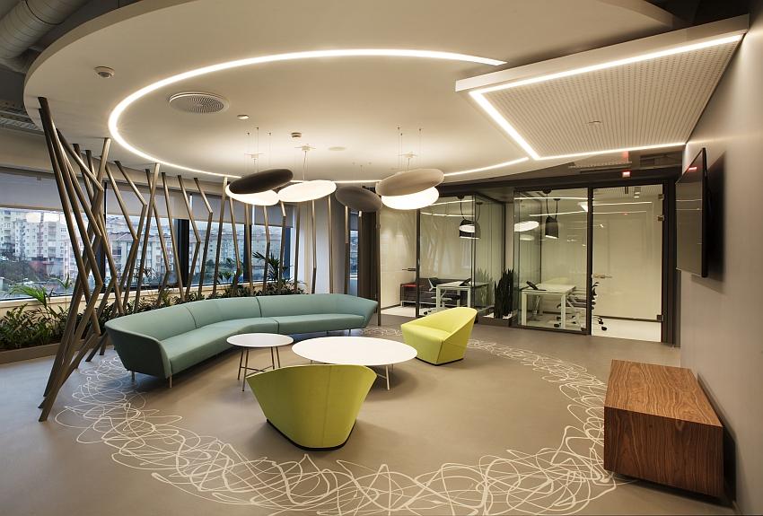 Mimaristudio, Dünya Kimya Endüstrisi Devi Basf'in Türkiye'deki Yeni Ofisini Tasarladı