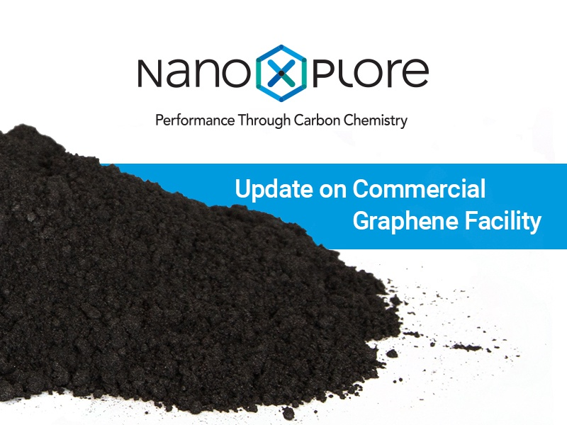 NanoXplore, Kanada'daki yeni grafen tesisini devreye aldı