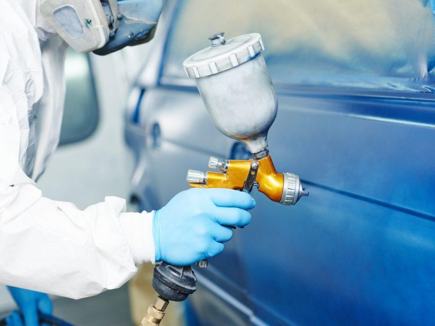 Otomotiv boya ve kaplama pazarı 2025 yılına kadar 24,9 milyar Euro'ya ulaşacak