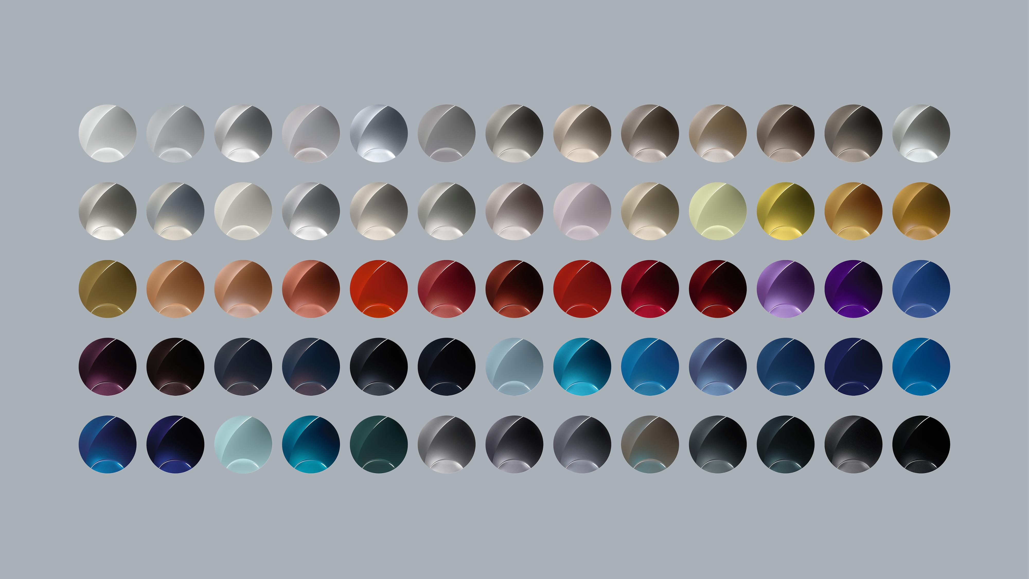Otomotiv renk trendleri geleceği şekillendiriyor