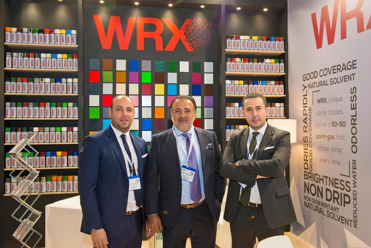 Permolit Boya, WRX Markasıyla İngiltere Pazarına Açılıyor