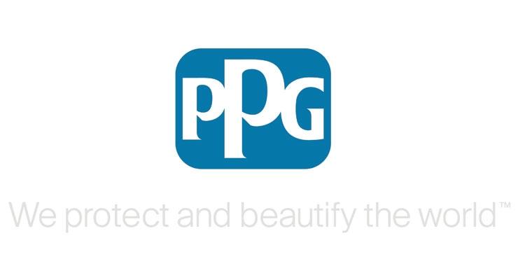 PPG, 123 milyar dolarlık boya ve kaplama pazarını liderlik ediyor.